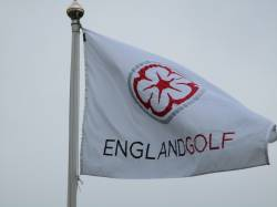 England Golf's flag flies high at Kirby Muxloe for the event