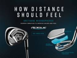 Demo Irons are in store to try.
